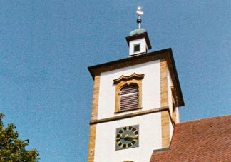 Evangelische Kirche Neidlingen