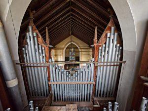 Goll Orgel innen