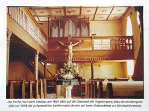 Petruskirche 1960