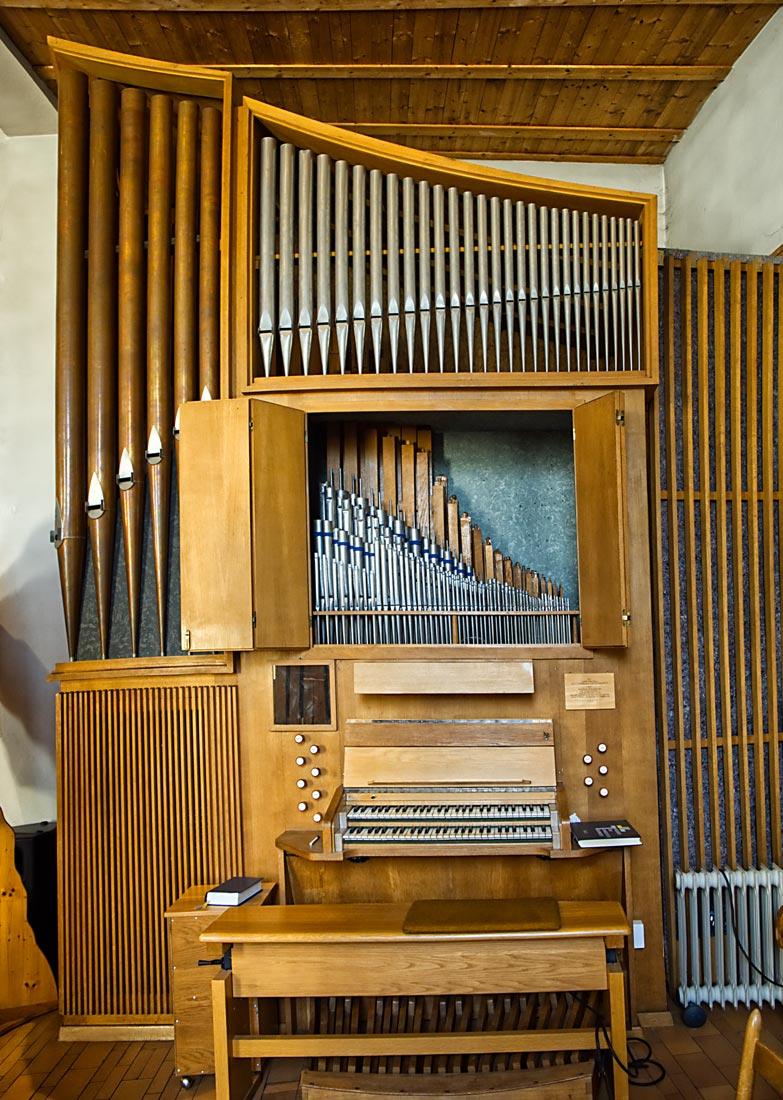 Orgel der Petruskirche Jesingen