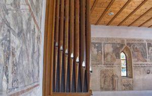 Orgel der Petruskirche