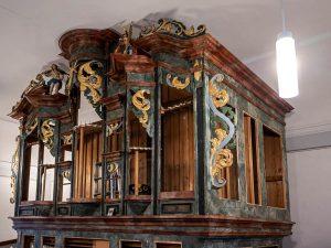 Orgel Kirche Neidlingen