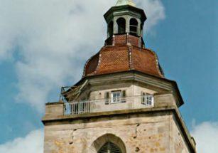 Kirchturm der Martinskirche