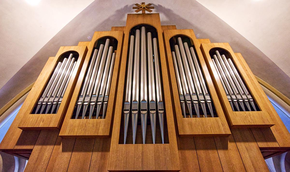 Orgel Kirche St. Ulrich Kirchheim