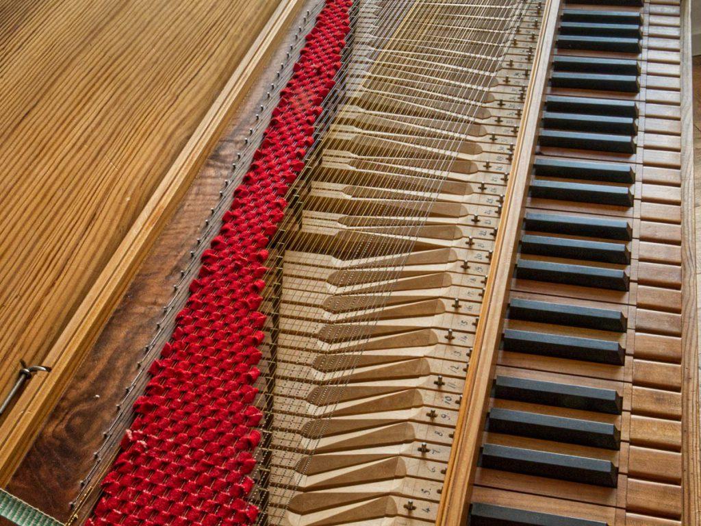 Clavichord Schmahl