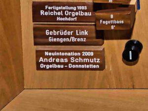Stephanuskirche Holzmaden