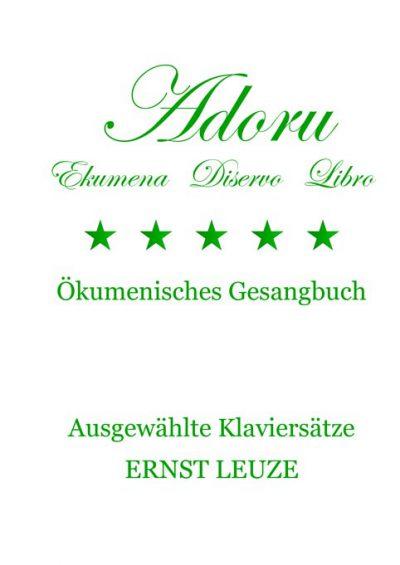 Adoru - Ökumenisches Gesangbuch