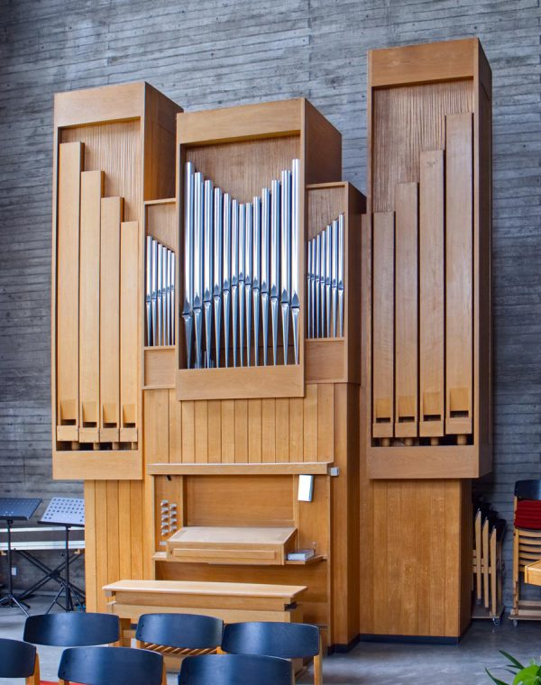 Orgel der Thomaskirche Kirchheim